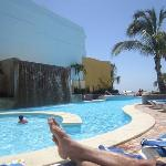 Las Flores Beach Resort Foto