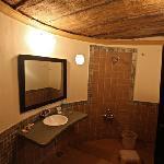 Rann Riders, Little Rann of Kutch, Gujarat: A bathroom