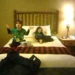 kids in room 167