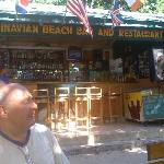 The best beach bar / rest in sosua