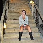 Escadarias rusticas