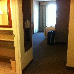 Looking into Room 203
