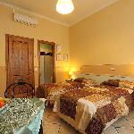 Tutte le camere sono state recentemente restaurate in uno stile elegante così da creare spazi co