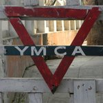 Disgraceful state of YMCA.