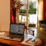 Executive Garden Suite - Living Area