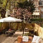 Executive garden Suite - The Garden