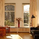 Junior Executive Suite - Living Area