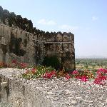 Outer fort wall