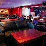 Inside The Midnight Bar
