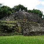 Ruine Maya