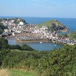 In the heart of Ilfracombe