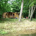 Americana Private Island Cabin