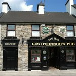 O'Connor's Pub in the little village of Doolin, Ireland.