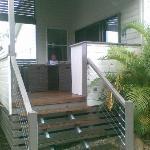 Pandanus - verandah/bbq