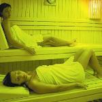 Sauna en nuestro Spa
