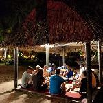 Fijian style nightlife