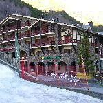 Hotel Crest Foto