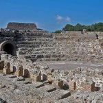 Roman amphitheatre Nora