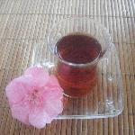 mmmmm....turkish tea from la rosa