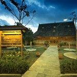 Warung Pulau Kelapa - Front View