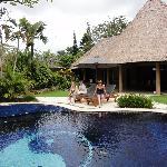 notre séjour ,la piscine et nos chambres