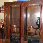 Phone Booths in Lobby