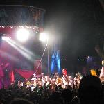 Galactic brings an end to the festival