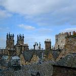 View from Camera Obscura in Royal Mile