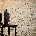 Fishing with staff -- experiences of a lifetime!