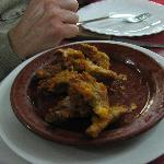 tapas - carciofi in pastella