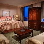 Guest Room in Hotel Galvez