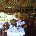 espace restaurant salon bar