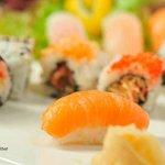 Serving Scrumptious Sushi