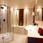 Salle de bain Hôtel Edouard 7