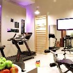 Fitness Center hôtel Bel Ami