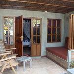 giardino privato nuovi bungalow