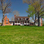 Haberdeventure, the home of Thomas Stone (signer of the Declaration of Independence)