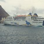 viagem à Madeira neste belo navio