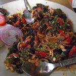 Mutton Sekhuwa
