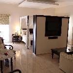 The room 5530. Huge
