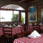IL VENEZIANO checkered tablecloths