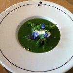 Asparagus Soup Salad