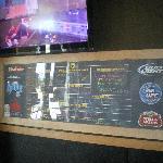 Events Board Inside The Door