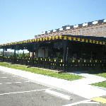 View Of The Outdoor Bar