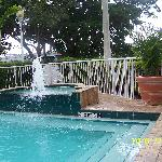 Another side of the pool