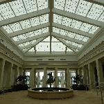 Vero Beach Museum of Art - atrium