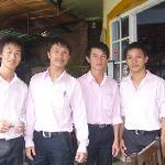 lunch staff