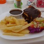Now that is what I call Pie and Chips!