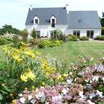 La maison au milieu du jardin 55€/chambre/nuit