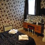 A Retro 70's Double Room No 26 (NS)